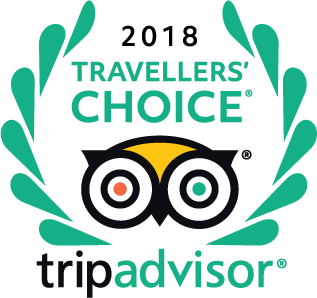 Vencedor do prémio Travellers' Choice