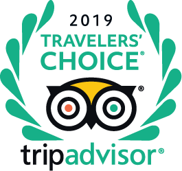 Travelers' Choice award winner