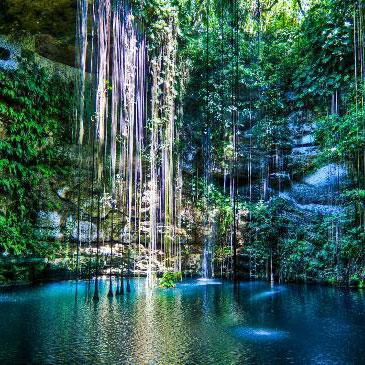 12 piscinas naturales - Piscinas naturales mexico ...