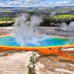 10 der surrealsten Orte der Welt