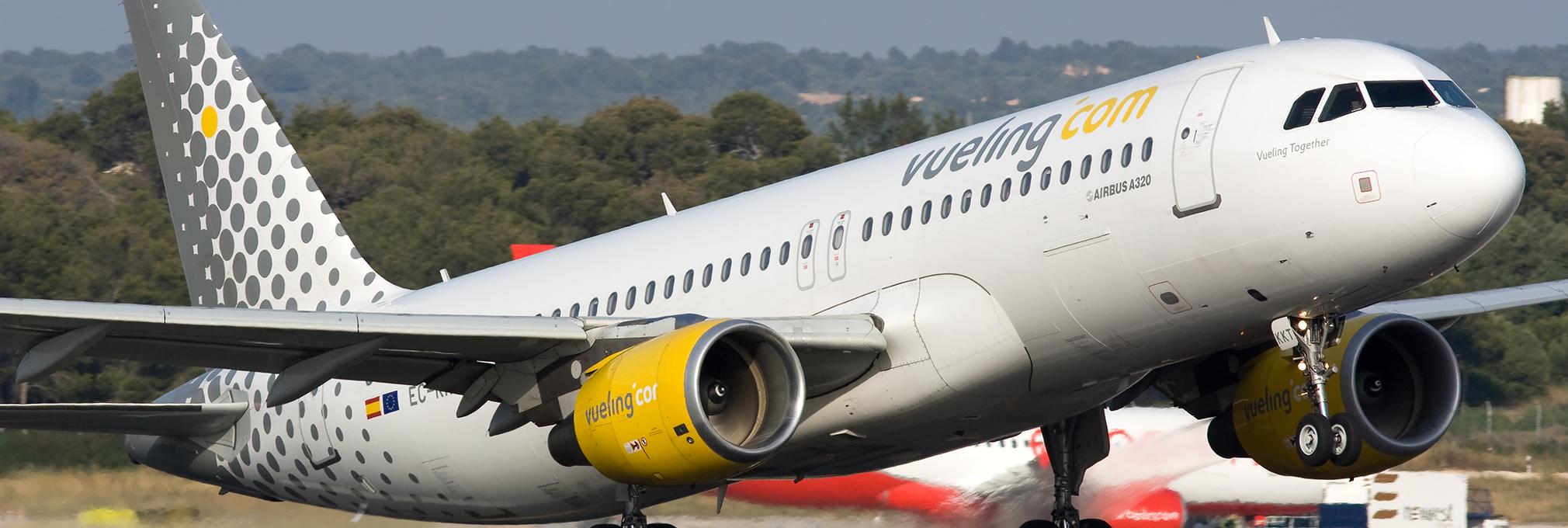 Vueling Airlines Absturz