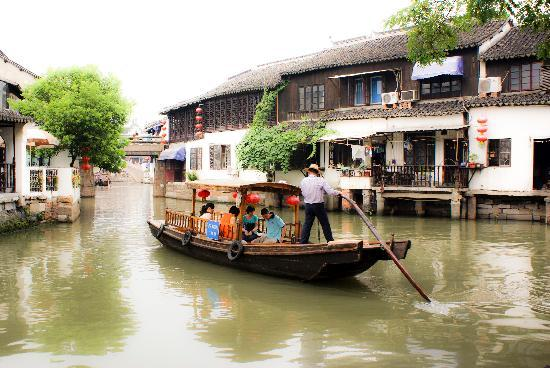 Daytrips from Shanghai