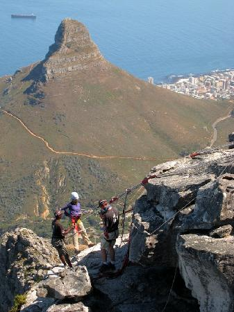 Cape Town Central off the beaten path