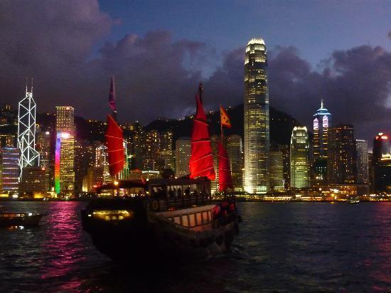 3 dias em: Hong Kong