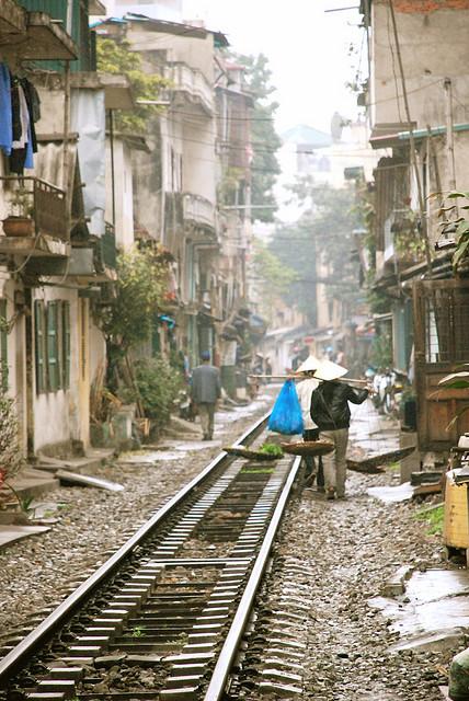 Hanoi off the beaten path