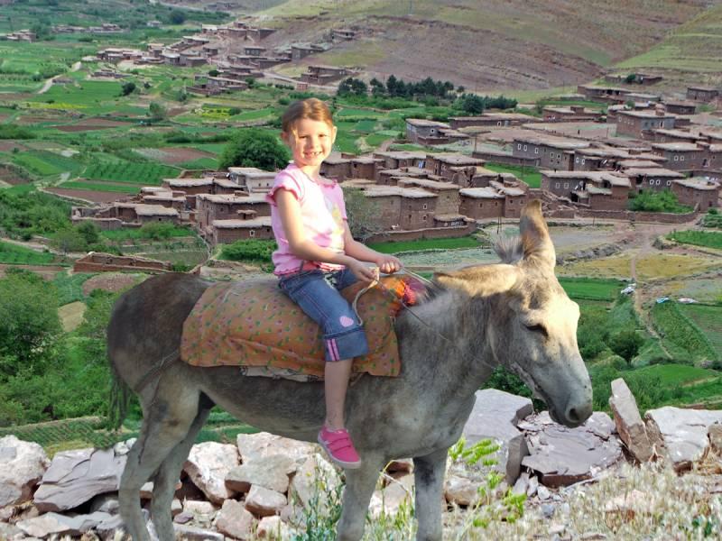 Marrakech para niños