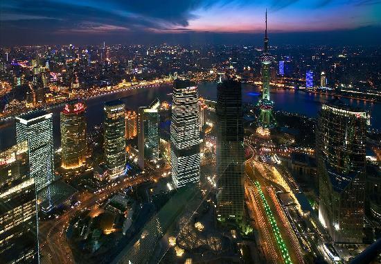 Шанхай за 3 дня