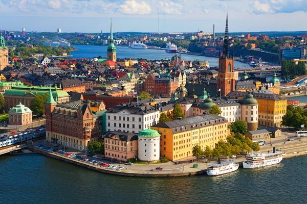 3jours à Stockholm