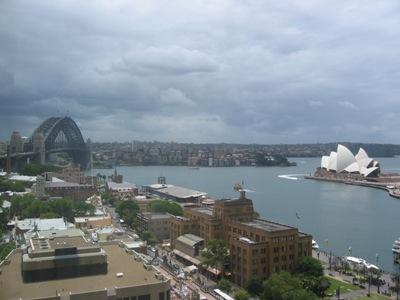 3jours à Sydney