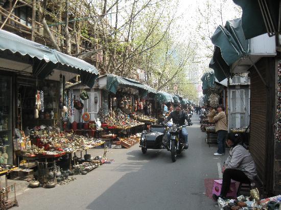 Shanghai off the beaten path