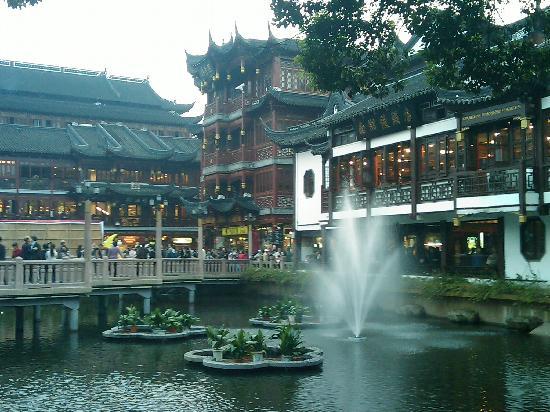 Шанхай бесплатно