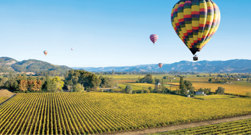 Getaway and Relax in Napa Valley