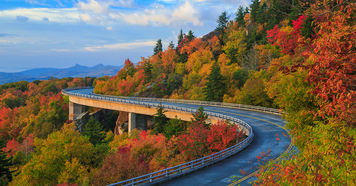 Best Hotels Along The Blue Ridge Parkway