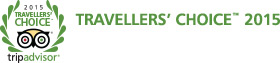 Premios Travellers' Choice par