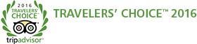 Travellers' Choice 最佳飯店大獎