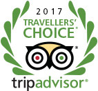 2017 Tripadvisor Travellers Choice