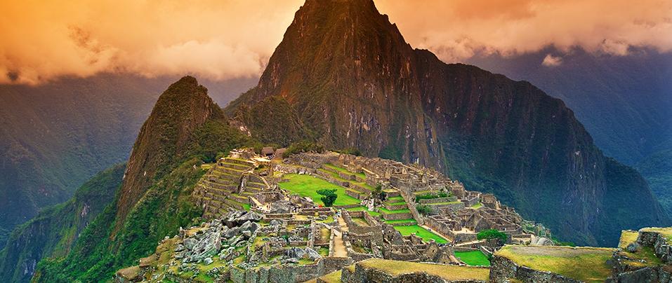 Machu Picchu, Machu Picchu