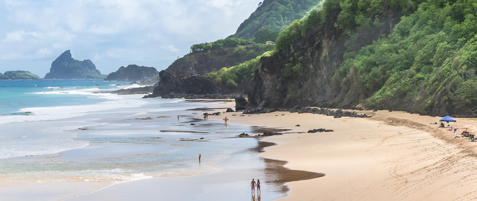 Baia do Sancho, Fernando de Noronha