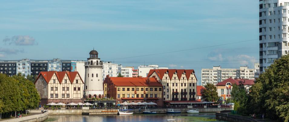 Kaliningrad, Russland