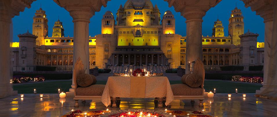 Umaid Bhawan Palace Jodhpur, Джодхпур