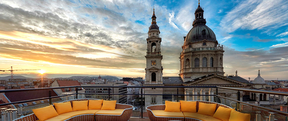 Aria Hotel Budapest by Library Hotel Collection, Budapešť