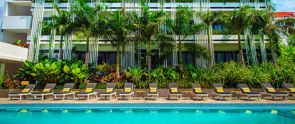 維羅斯酒店, 暹粒