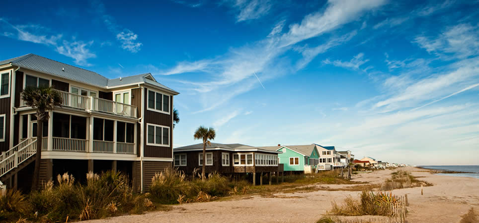 Beach House Rentals Near Charleston Sc