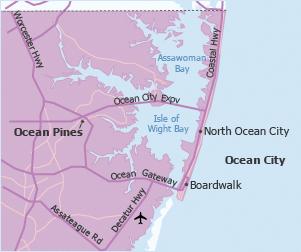 Jada Condos Ocean City Maryland